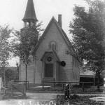 Eglise St. John's, rue Martin