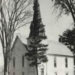 Eglise United, rue des Pins