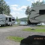 sites voyageurs - camping du lac d'Argent
