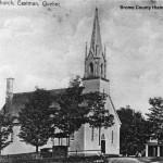 eastman ancienne église catholique