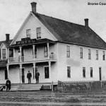 eastman hôtel cpr ca 1900 bchs