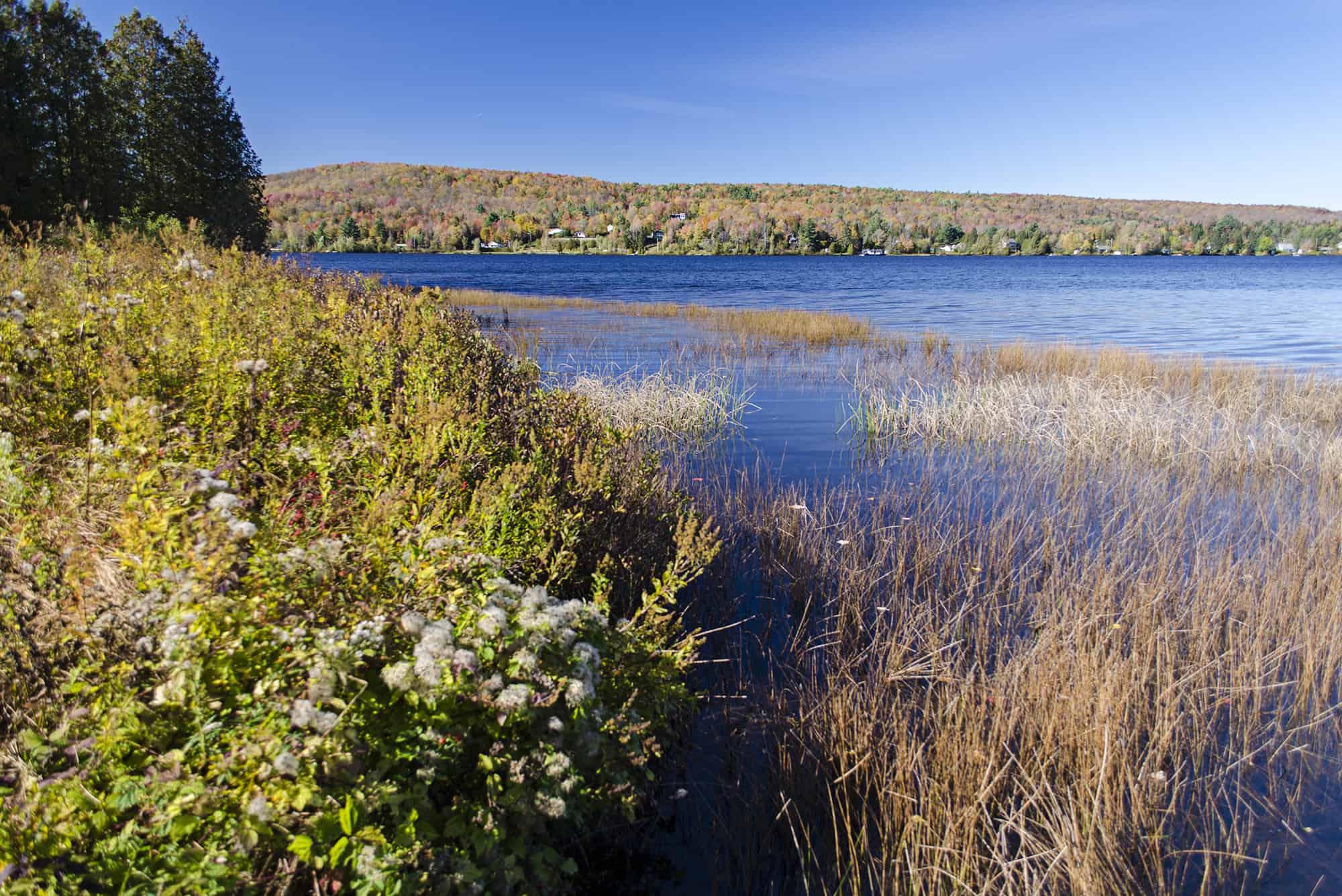 eastman slider tourisme lac montagne
