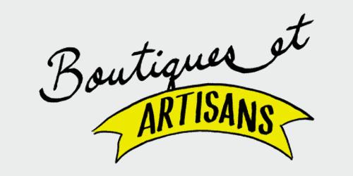 boutiques et artisans